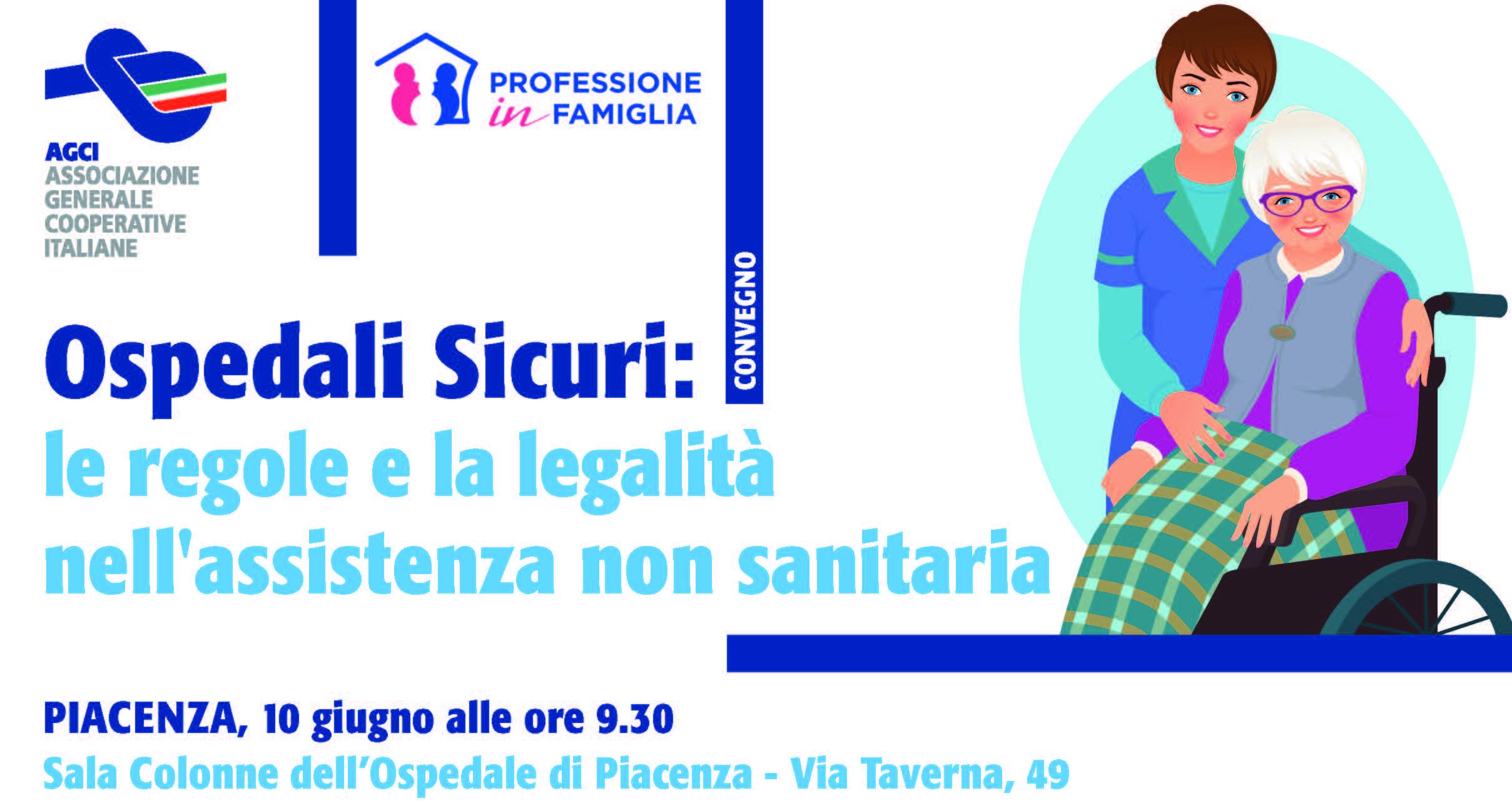 OSPEDALI SICURI – Convegno a Piacenza